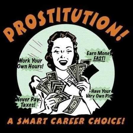 prostitution a smart career choice