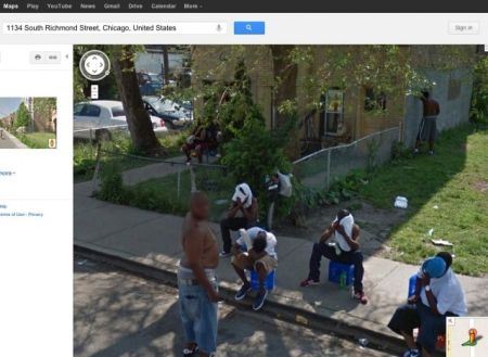 street view funny