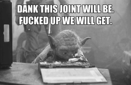 Yoda joint meme at PMSLweb.com