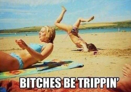 B*tches be tripping at PMSLweb.com