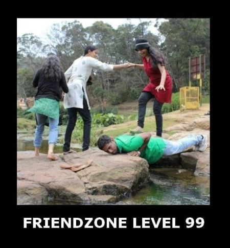 Friendzone level 99 - Weekend humor at PMSLweb.com