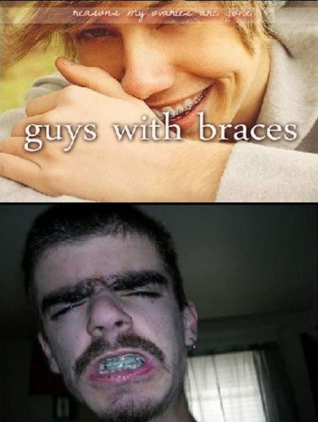 Guys with braces at PMSLweb.com
