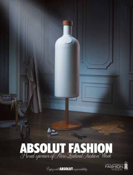 Absolut fashion vodka at PMSLweb.com
