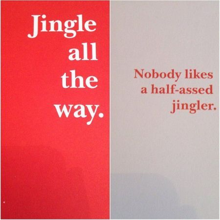 Jingle all the way – Friday laughter at PMSLweb.com