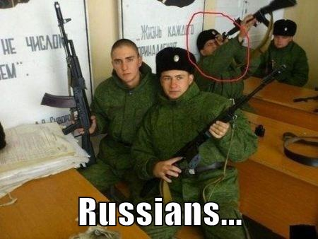 Russian military fail - Funny picture at PMSLweb.com
