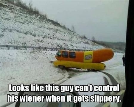 This guy can't control his wiener - Thursday funnies at PMSLweb.com