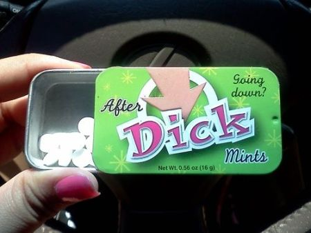 After dick mints at PMSLweb.com