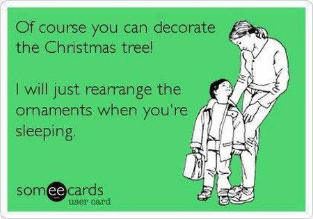 Of course you can decorate the Christmas tree ecard at PMSLweb.com