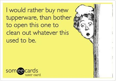 I would rather buy new Tupperware ecard – Funny Sunday pics at PMSLweb.com
