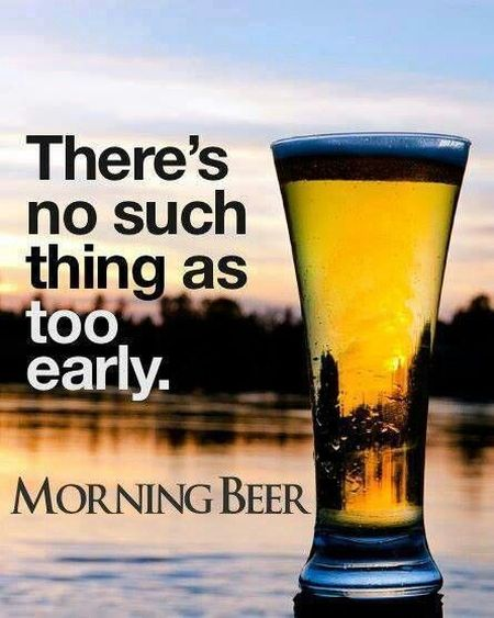 Morning beer – Humoristic Monday at PMSLweb.com
