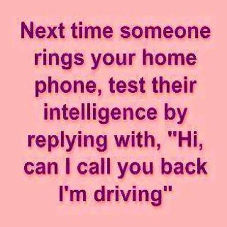 Funny phone prank - Weekend Humor at PMSLweb.com