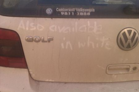 Dirty golf car humor at PMSLweb.com