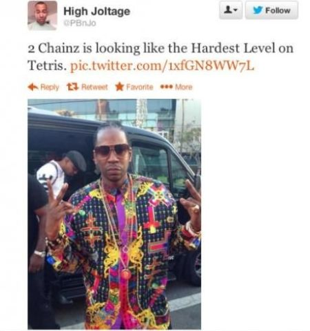 2 chainz hardest level on tetris comment
