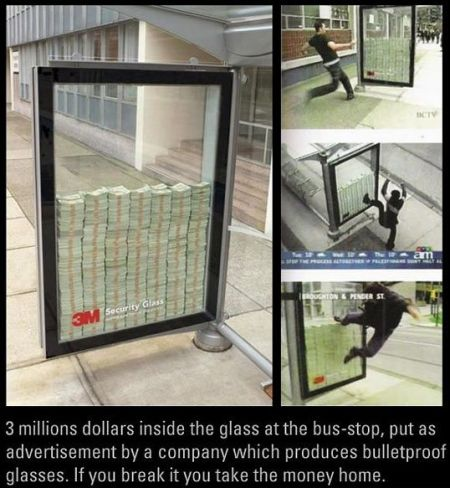 3M security glass - Miscellaneous pictures at PMSLweb.com