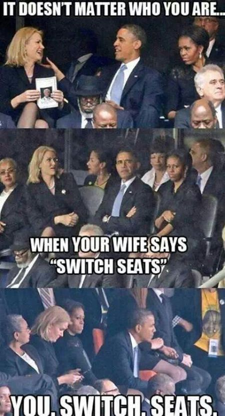 When your wife says switch seats meme at PMSLweb.com