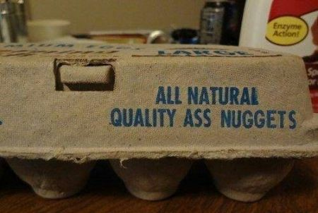 Egg box humor - Friday funnies at PMSLweb.com