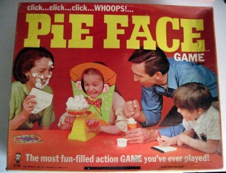 Pie face board game at PMSLweb.com
