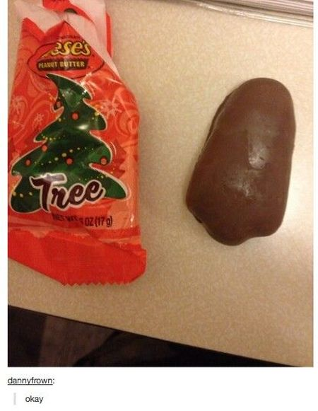 Reese's tree fail - Hump Day fun at PMSLweb.com