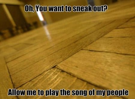 Wooden floor the song of my people at PMSLweb.com