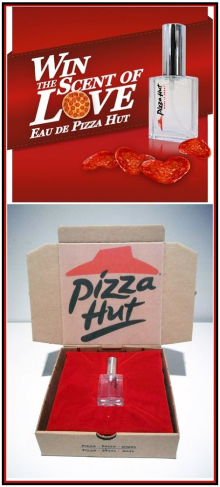Pizza hut perfume – Friday laughter at PMSLweb.com