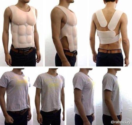 fake 6-pack gadget