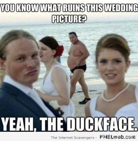 Wedding picture fail at PMSLweb.com