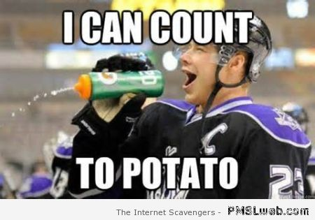 I can count to potato meme at PMSLweb.com