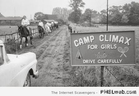 Camp climax for girls at PMSLweb.com