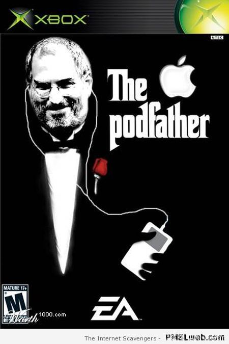 The podfather video game at PMSLweb.com