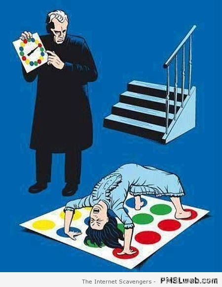 Exorcist twister – Hilarious pictures at PMSLweb.com