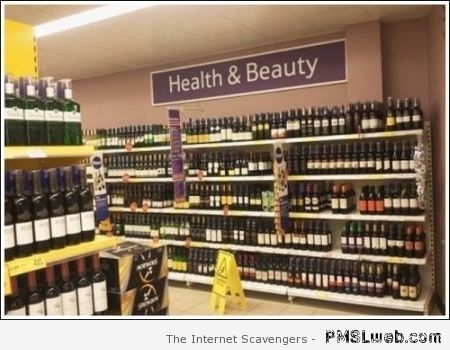 Health and beauty products fail at PMSLweb.com