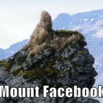 Mount Facebook meme at PMSLweb.com