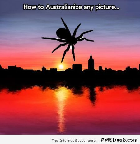 How to Australianize any picture meme at PMSLweb.com