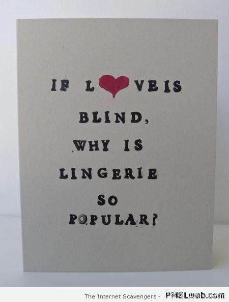 14 if love is blind funny quote 14 if love is blind funny quote ...