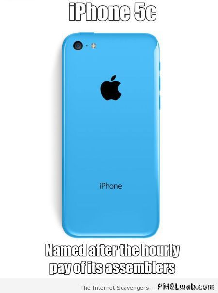 iPhone 5C meme – Pmsl Thursday at PMSLweb.com