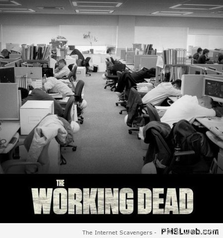 The working dead at PMSLweb.com