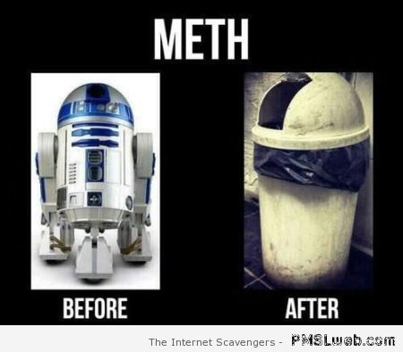 R2D2 on meth – Hilarious Hump day at PMSLweb.com