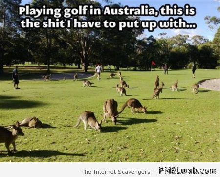 Playing golf in Australia – Welcome to Straya at PMSLweb.com