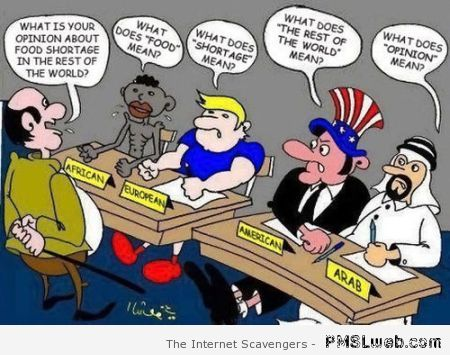 Your opinion about food shortage in the world funny at PMSLWeb.com