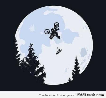 Funny E.T movie picture at PMSLweb.com