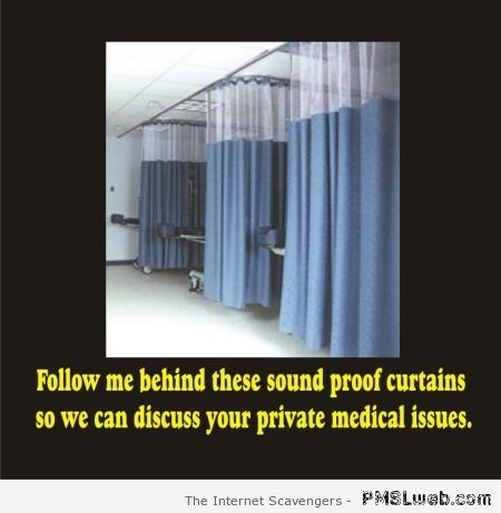 18 Hospital Sound Proof Curtains