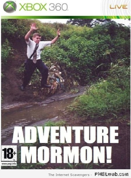 Adventure mormon at PMSLweb.com