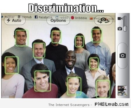 Discrimination meme – Hump day funny pics at PMSLweb.com