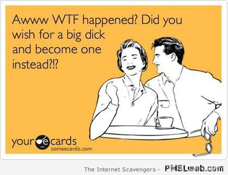 WTF happened ecard at PMSLweb.com