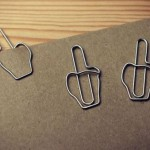 middle-finger-paper-clips