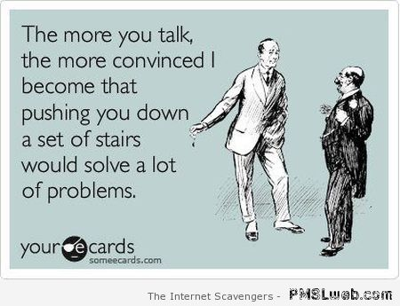 The more you talk ecard at PMSLweb.com