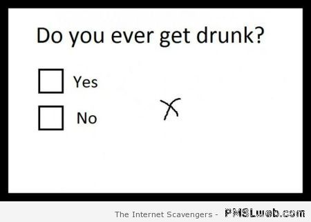 Do you ever get drunk funny at PMSLweb.com