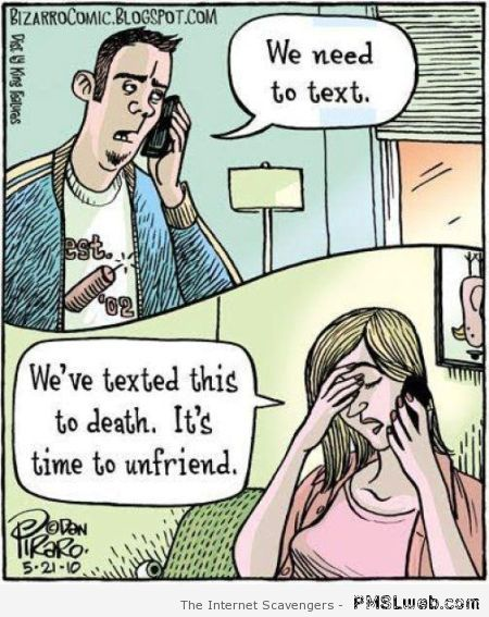 We need to text cartoon at PMSLweb.com