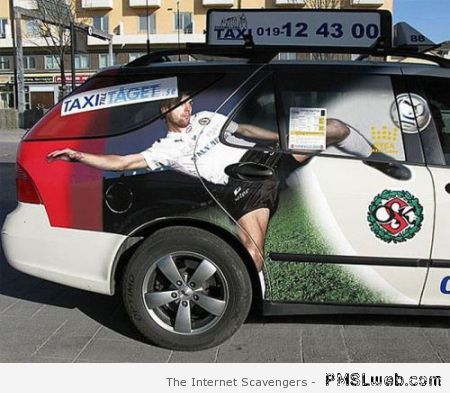 Football car advert fail at PMSLweb.com