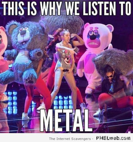 Why I listen to metal humor at PMSLweb.com